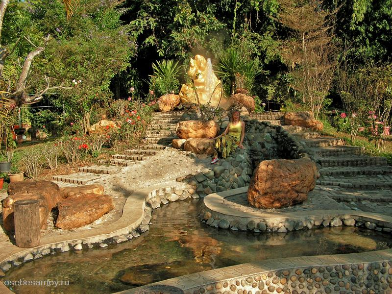 Chiang Rai hot springs